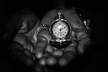 Time in hand