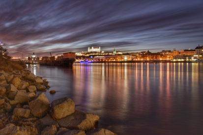 Bratislava on the Danube II