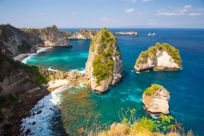 Thousand Islands - Nusa Penida