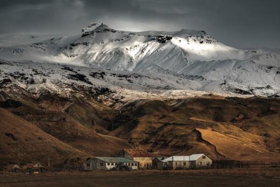 Icelandic volcano Eyjafjallajökull